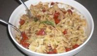Pasta With Robiola Cheese Recipe